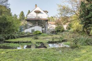 L'habitation et son moulin