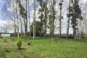 Grand parc de la grande demeure à vendre en Seine-et-Marne