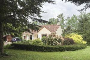 Seconde habitation du domaine à vendre proche Paris