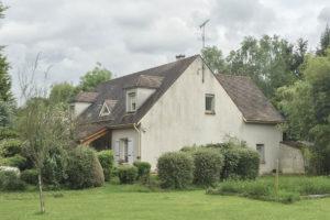 Habitation du domaine à vendre proche Paris