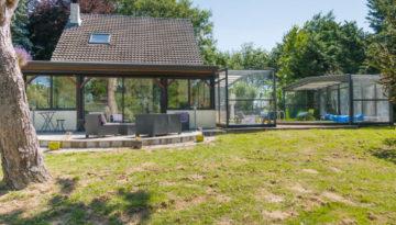 Jardin habitation à vendre