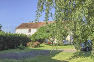Terrain et habitation de la grande propriété à vendre en seine-et-marne