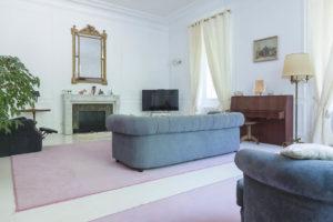 Salon du château à vendre en Seine-et-Marne