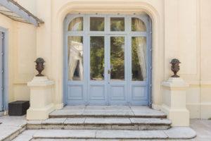 Porte accès château à vendre