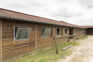 Barns pour chevaux