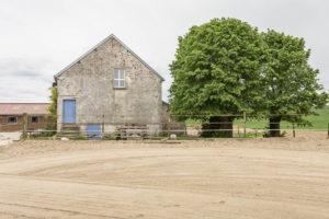 Bâtiment de la propriété équestre à vendre