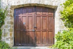 Porte entrée propriété à vendre