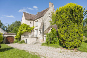 La demeure à vendre en seine-et-marne