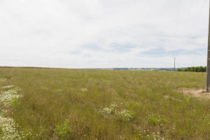 Terrain du corps de ferme à vendre dans l'Yonne
