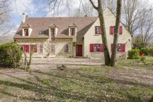 Habitation et terrain à vendre Fontainebleau