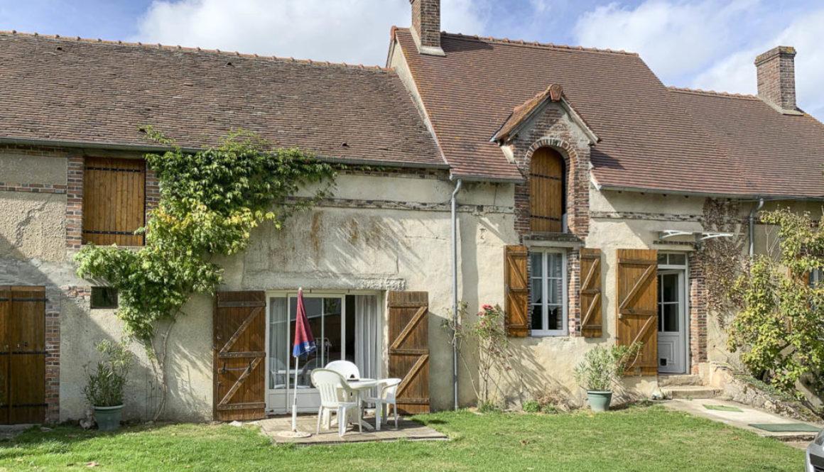 Maion à vendre dans l'Yonne
