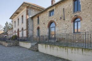 Bâtiment d'habitation du domaine à vendre