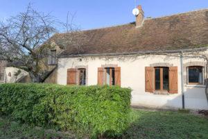 La maison de la propriété équestre à vendre