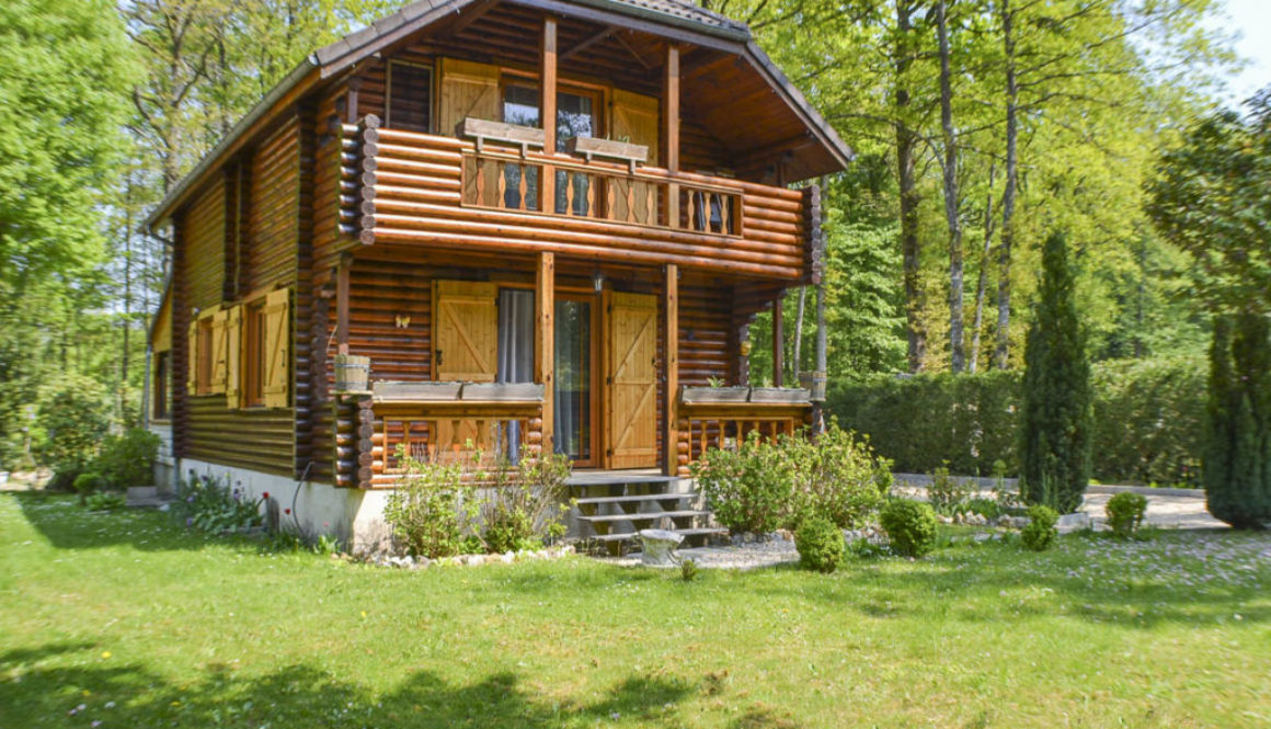 Maison fuste à vendre dans le Loiret