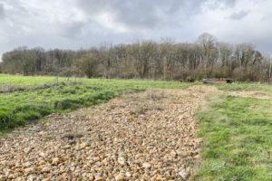 Terrain constructible à vendre dans l'Yonne