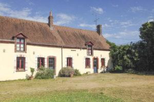 La longère à vendre Loiret