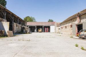 Cour corps de ferme à vendre seine-et-marne
