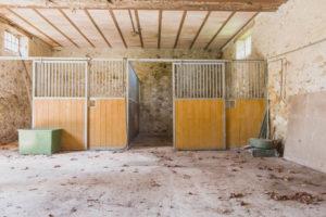 Boxes pour chevaux