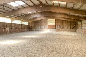 Manège chevaux du centre équestre à vendre en Seine-et-Marne