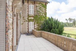 Grand balcon - terrasse