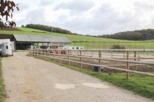 Accès propriété équestre à vendre Yonne