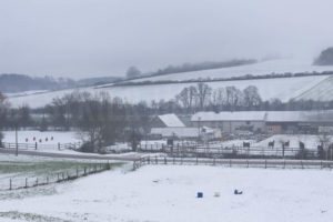 Vue hivers