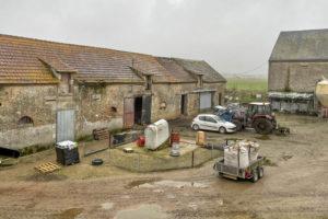 Corps de ferme à vendre dans le Loiret