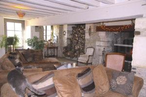 Salon habitation
