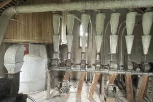 Détail moulin