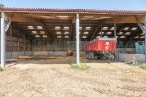 Bâtiment stockage exploitation agricole à vendre 77
